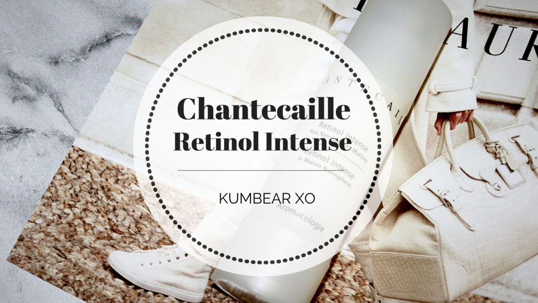 Chantecaille - Retinol Intense + -50ml/1.7oz Advanced 20% Formula  Vitamin C Serum with Hyaluronic Acid Anti-Aging  Hydrating and Skin Repair