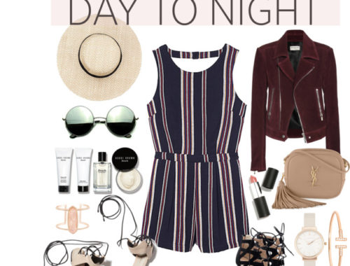 Playsuit Romper styling