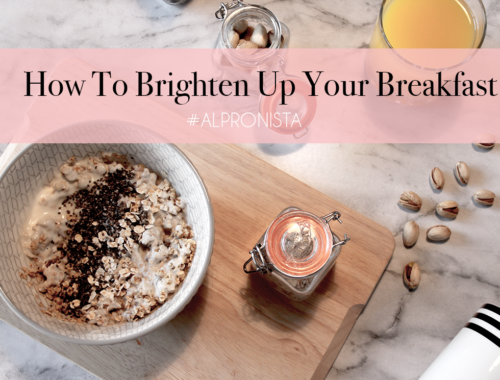 Alpro Alpronista Healthy Breakfast