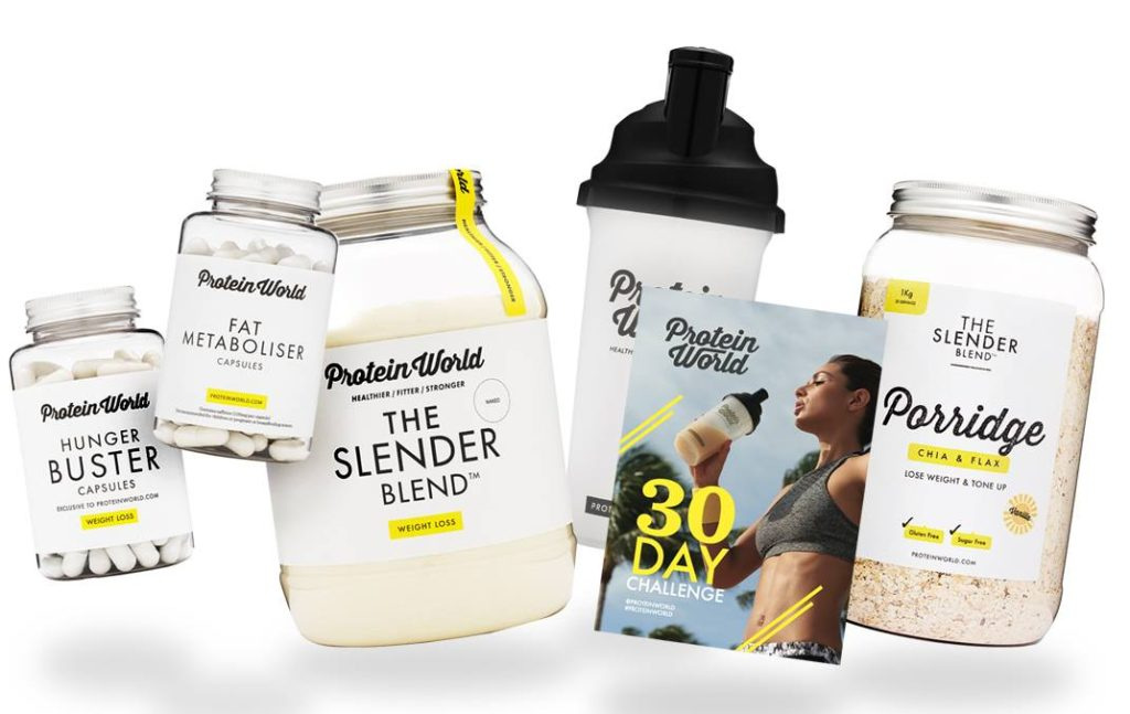 Protein World 30 Day challenge