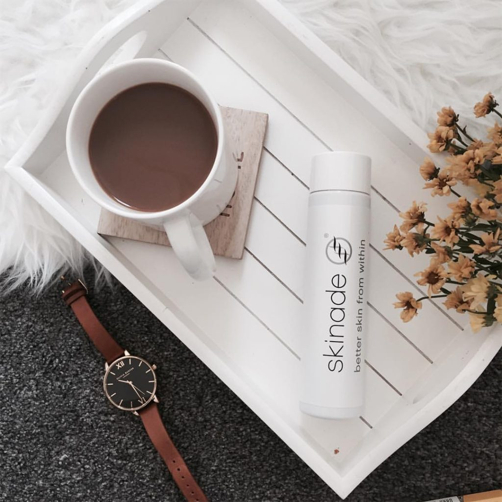 skinade collagen drink review