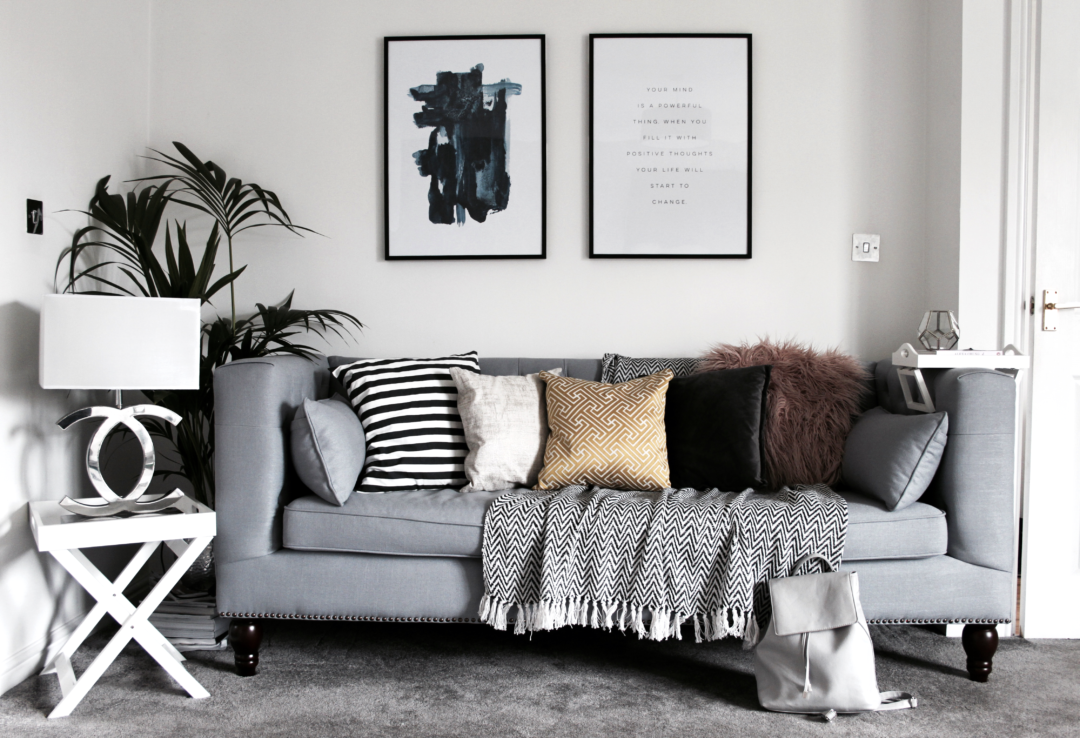 & How To: Style Your Home With Scandinavian Posters