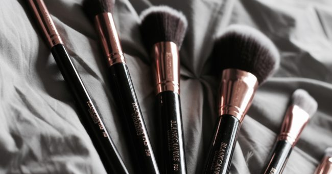 Blank Canvas Cosmetics Brush Review