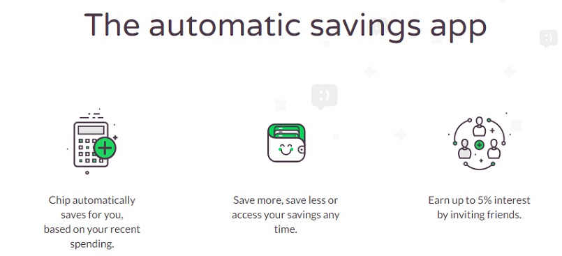 chip automated saving for freelancers